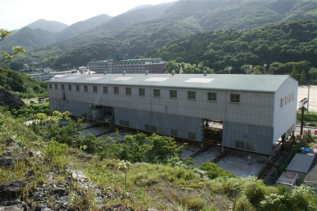 重量鉄骨造工場 12m水平移動